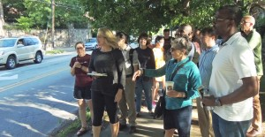 Monroe Drive stakeholders observe need for safe crossings