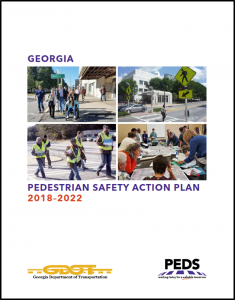 Safety Action Plan cover page - screenshot
